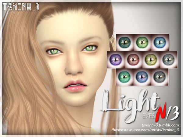 Sims 4 CC's - The Best: Creations by tsminh_3