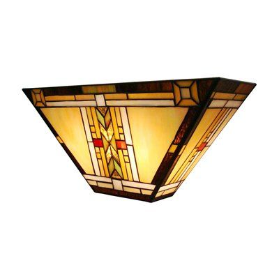 Fine Art Lighting Ltd. MW1683 Tiffany Wall Sconce | *Lighting ...