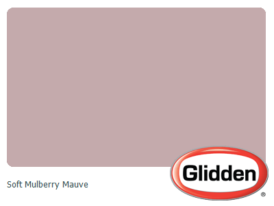 Soft Mulberry Mauve #indoorpaintcolors