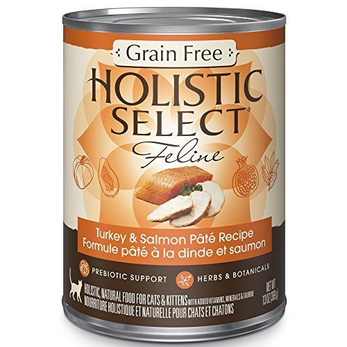 NEED!  Holistic Select Natural Canned Grain Free Wet Cat Food