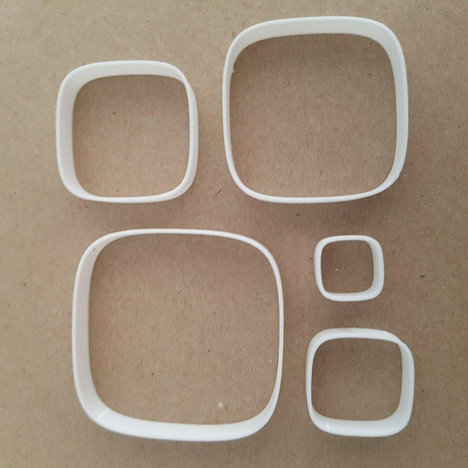 Shield Shape Mini Fondant Cutter Small Sugarcraft Icing