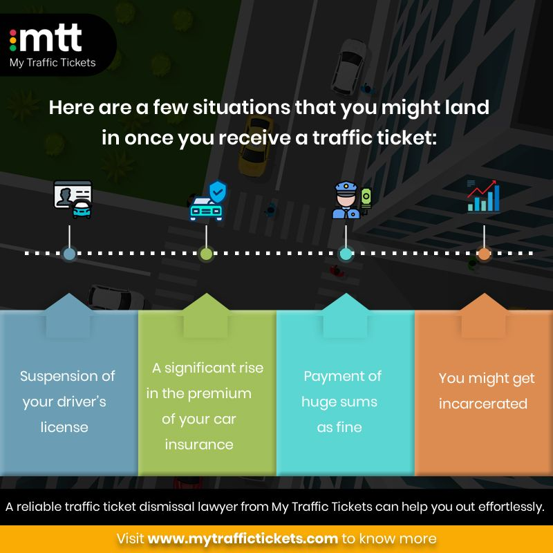 The Experienced Trafficticketdismissal Lawyers At Mtt Can Help