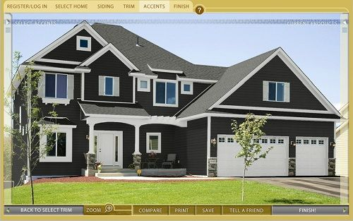 hardie siding house pictures constructions blog hardie siding design your house - Design Your House Exterior