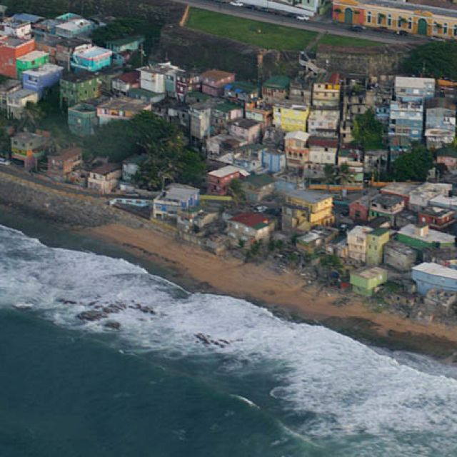 La Perla, Puerto Rico loved Old San Juan and admired La Perla the best little slum in the country from a distance.