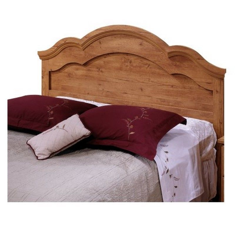 South Shore Prairie Full Queen Headboard 54 60 Country Pine