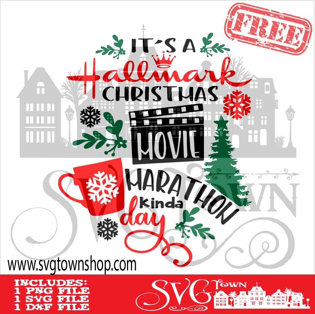Download Cart | Cricut, Christmas svg, Hallmark movies