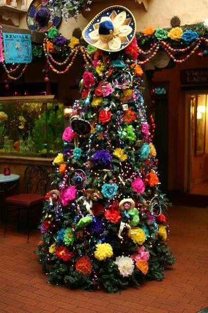 Mexican christmas tree | Christmas | Pinterest | Christmas, Mexican ...