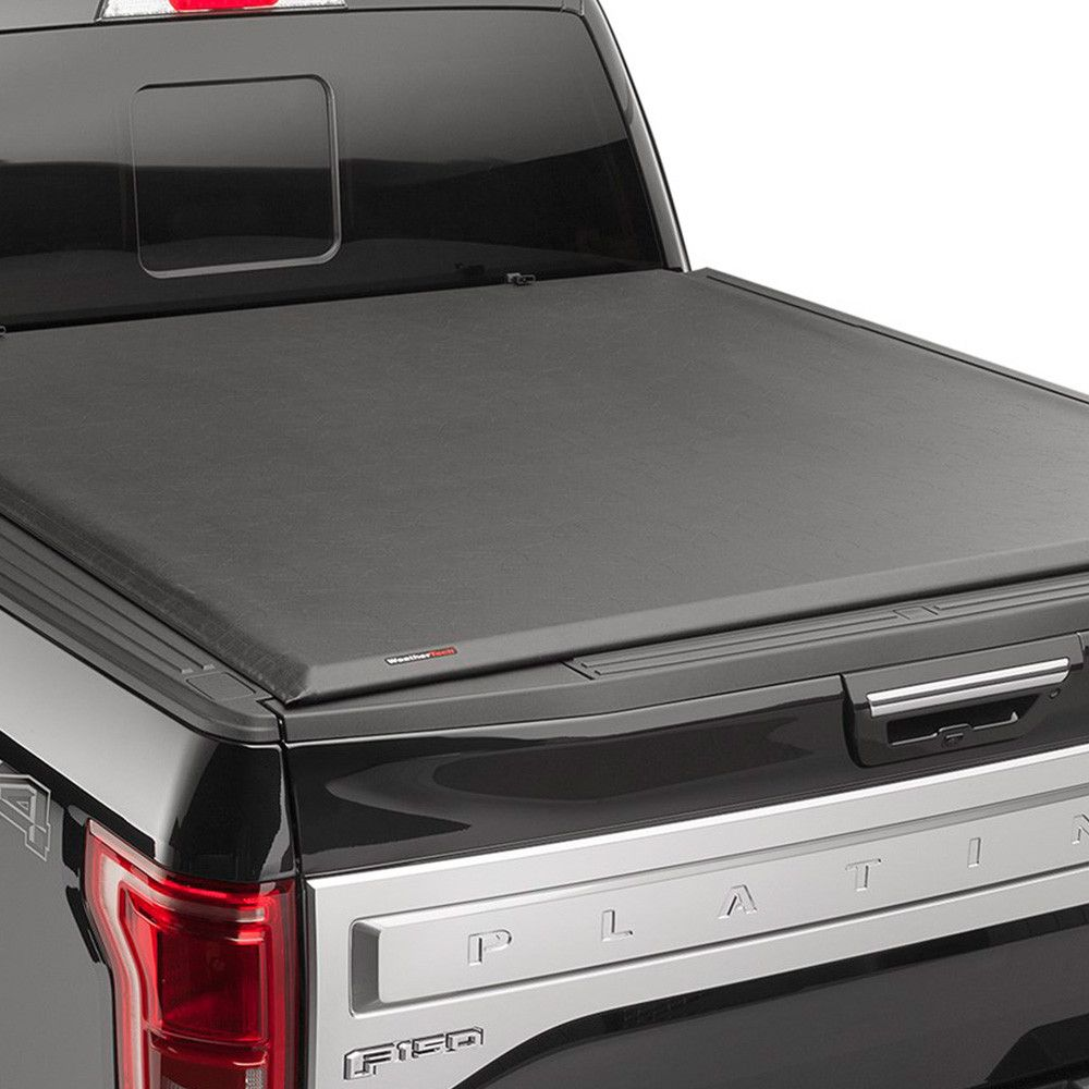 Weathertech 8rc5235 Series Roll Up Pickup Truck Bed Cover Roll Up Pickup Truck Bed Cover The Roll Truck Bed Covers Pickup Truck Bed Covers Pickup Trucks Bed