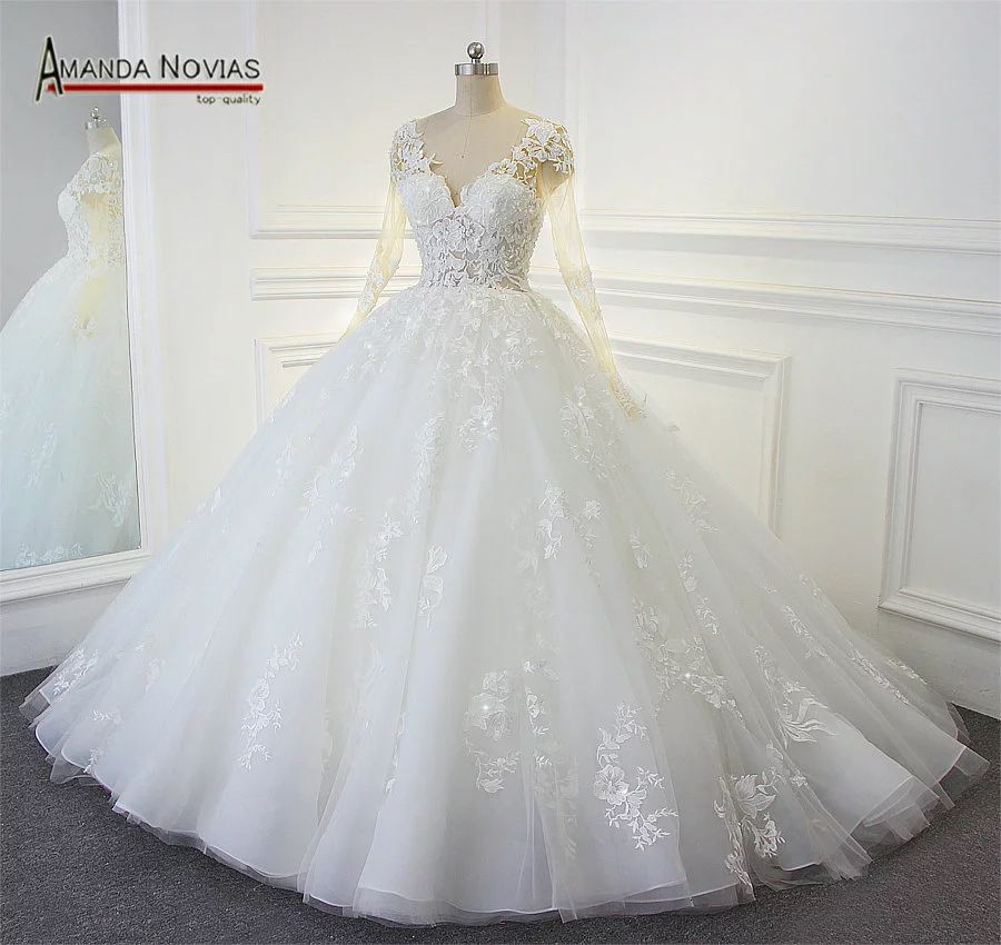 Look What I Found On Aliexpress Ball Gowns Wedding Wedding Dress Fabrics Ball Gowns