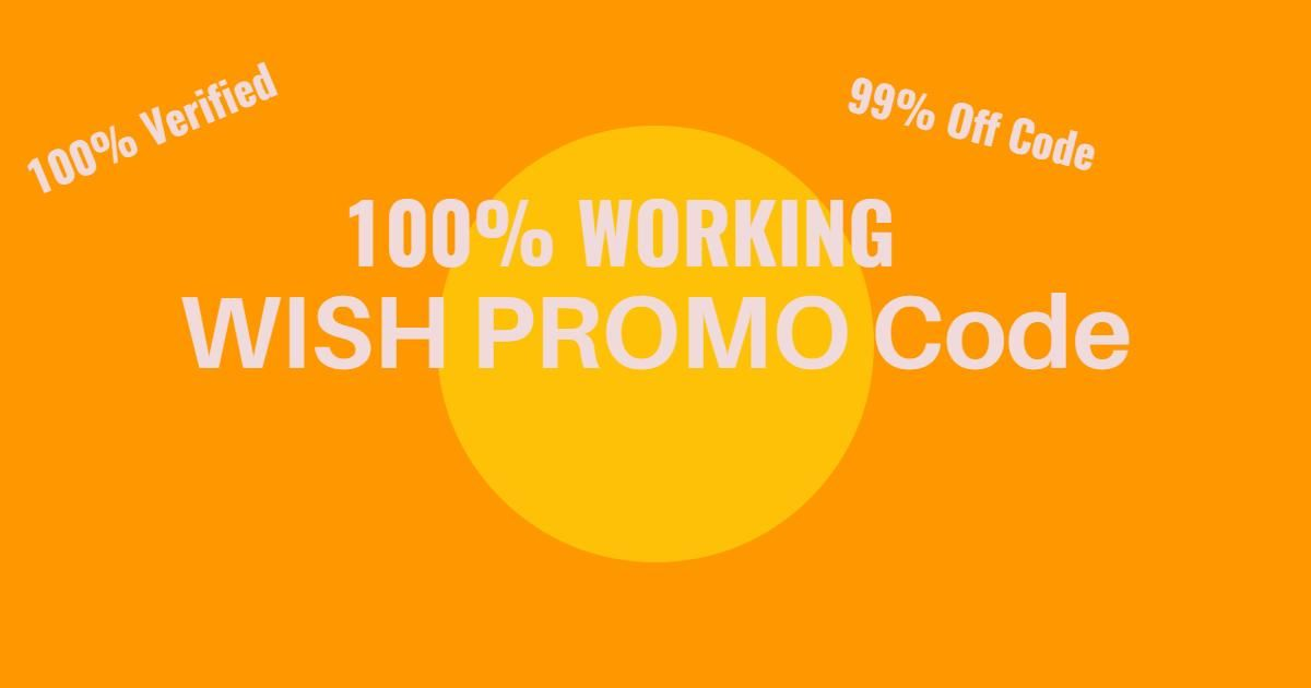 TOP! Free Gift + 101 Off Wish app, Promo codes, Coding