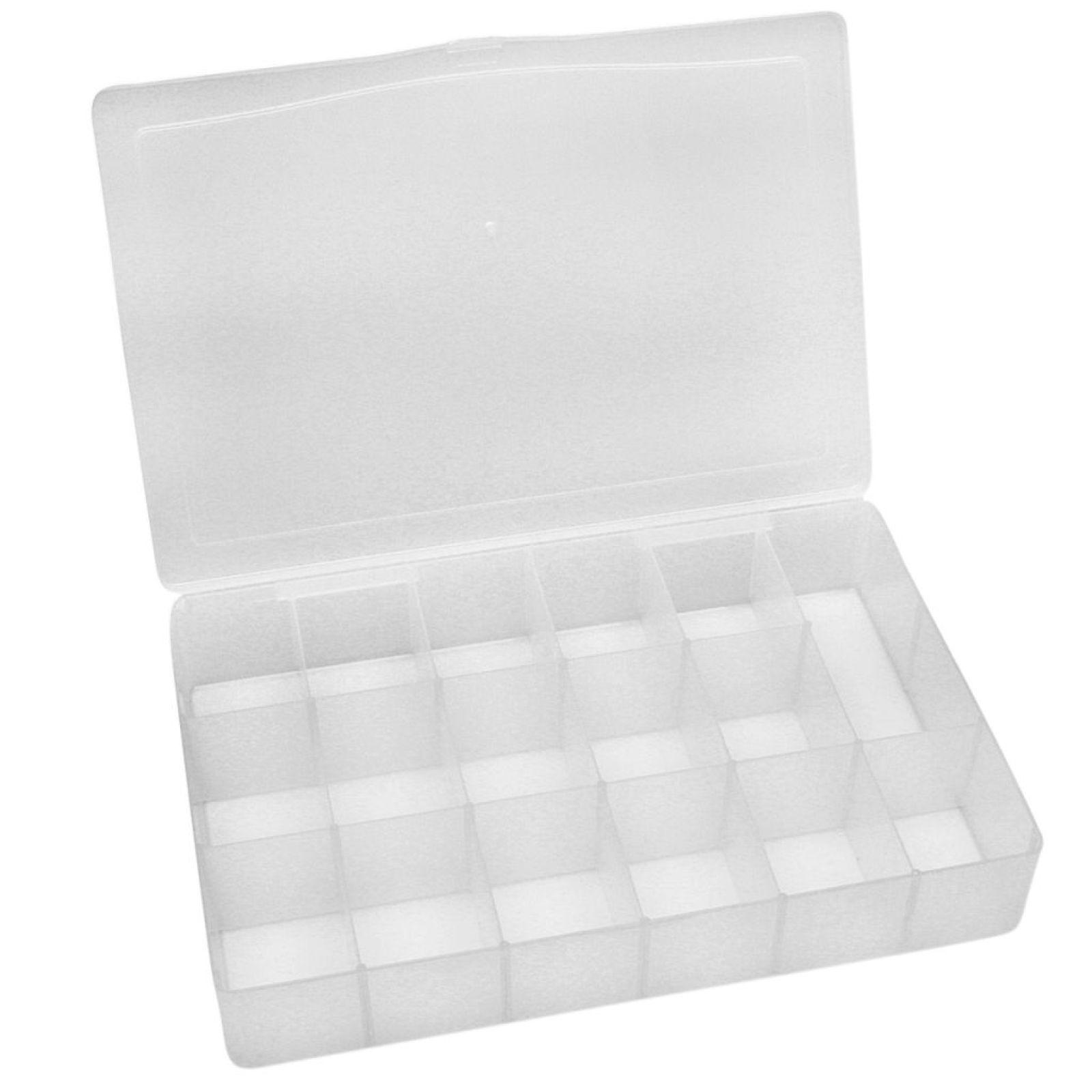 Darice® 17 Compartment Bead Organizer. Plastic Storage ContainersBeaded ...  sc 1 st  Pinterest & Darice 17 Compartment Bead Organizer   Beads Plastic storage ...