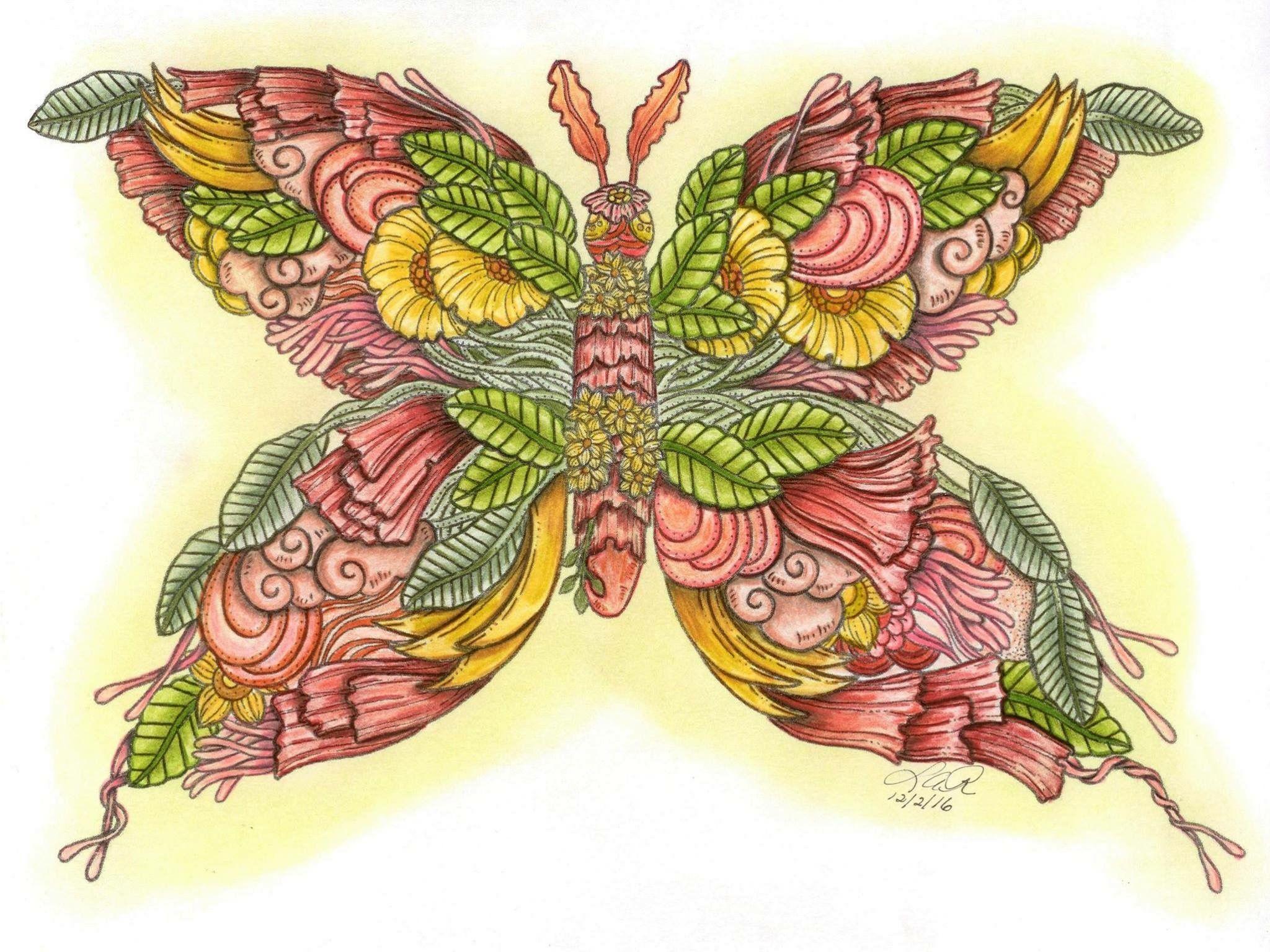 Colorist Lynn Rose