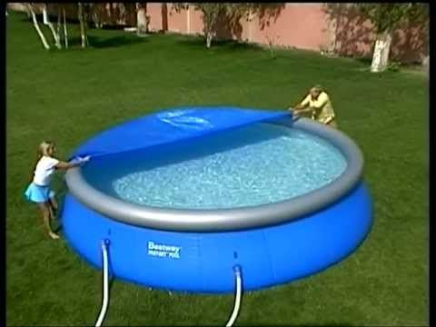 Intex Easy Set Pool Instructions Youtube Projects To Try