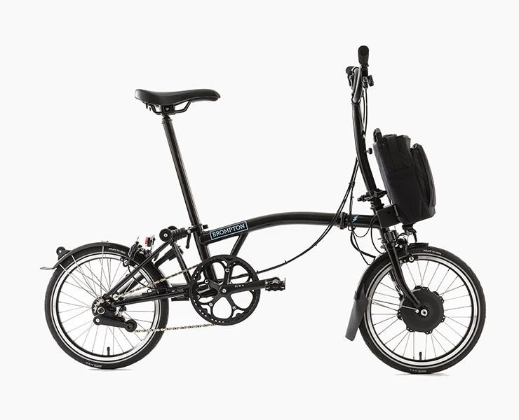 Brompton Electric E Bike With Images Best Electric Bikes