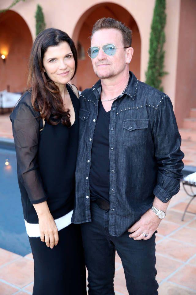 Eve Hewson & Bono Attend Vanity Fair Oscar Party After