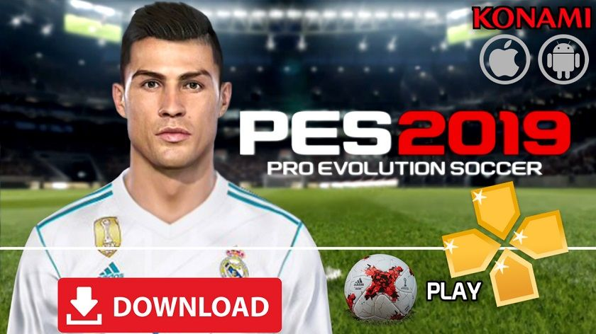 Pes 2019 Mod Android Offline Best Graphics Game Download Download Games Graphics Game Free Pc Games Download