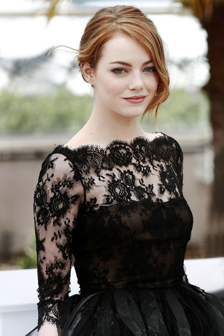 Famous Women Who Are Beautiful AND Funny  Emma Stone
