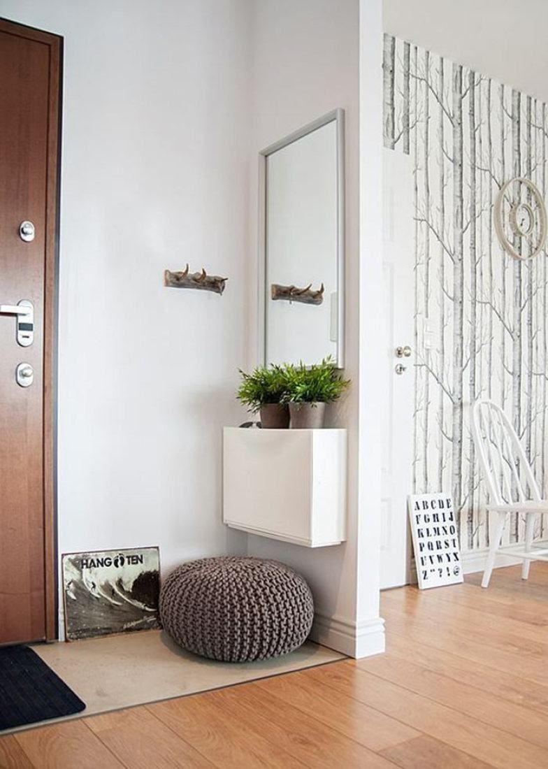 Imagem 4 Pinterest Hall De Entrada Entrada Y  ~ Decoracion De Entradas De Casas