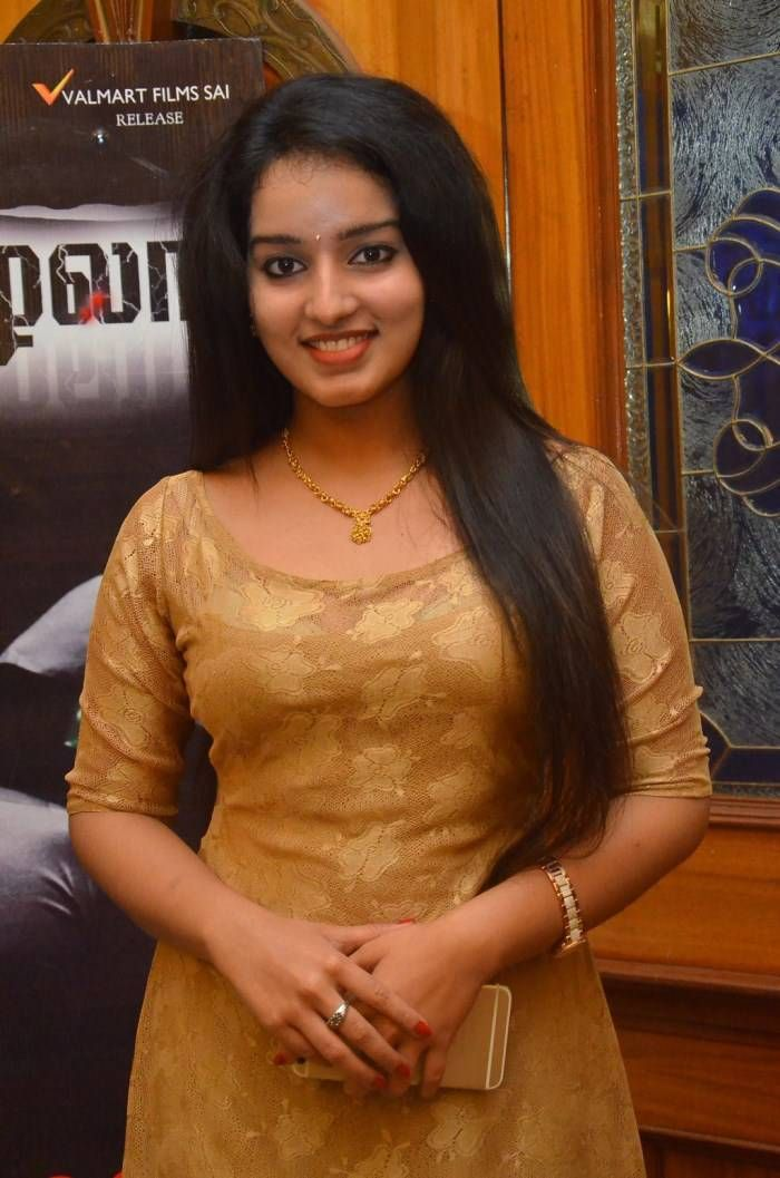Tamil Actress Malavika Menon Latest Stills At Nijama -3616