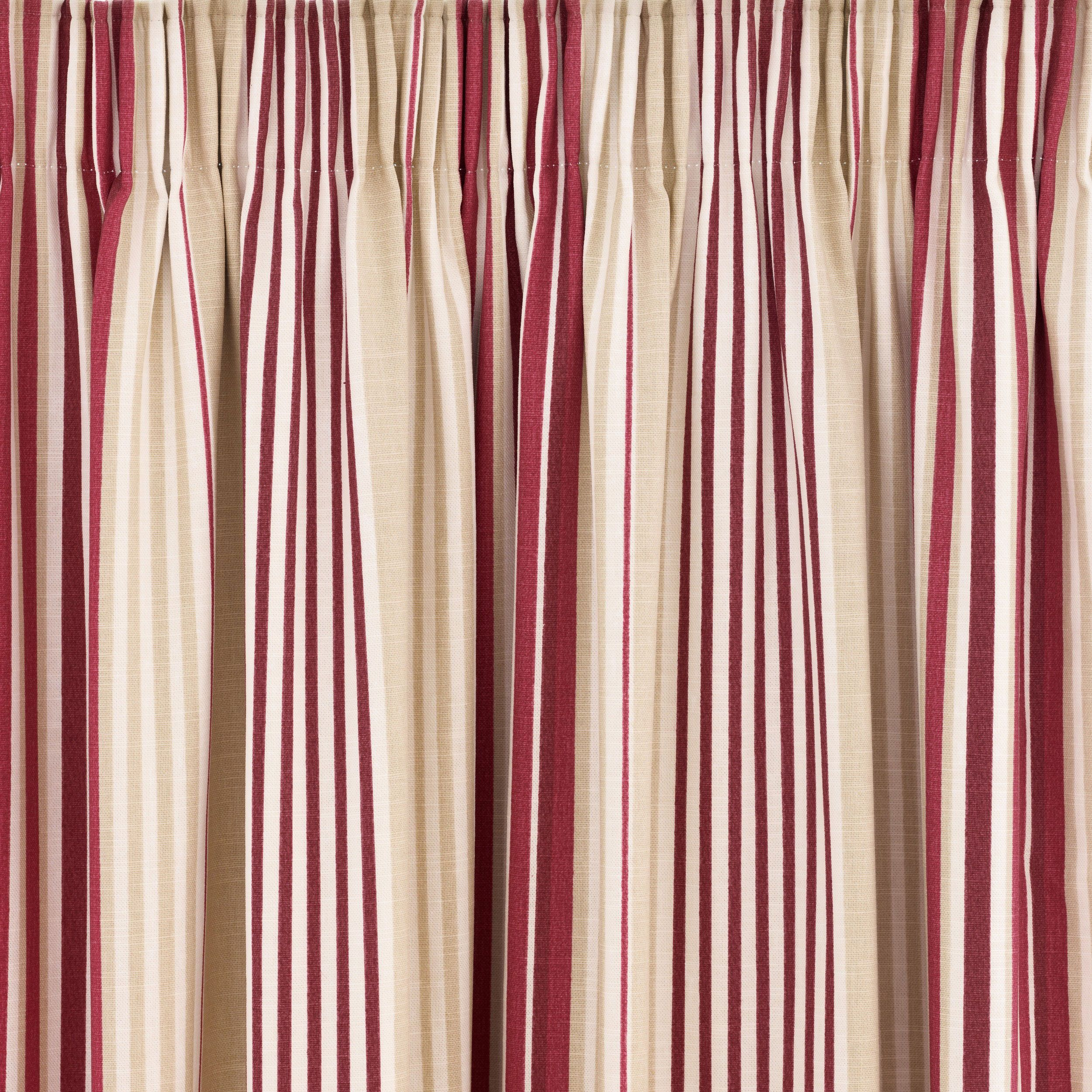 One Of The Ideal Fabrics For Tall Windows Pencil Pleat Curtains Bedroom Furnishings