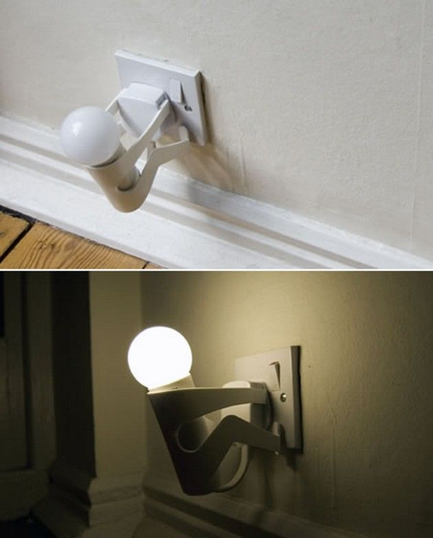 Light design  More Cool Innovative Products - Nightlight Awesome