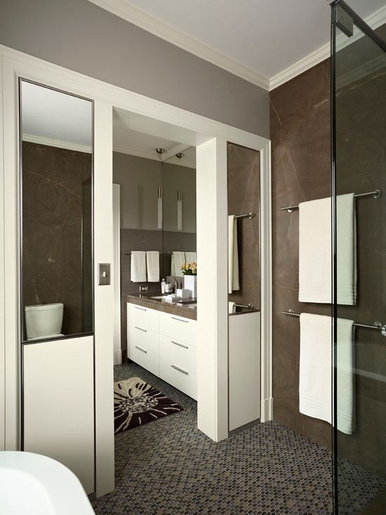 Stacked Towel Bar Placement Bathroom Remodel Pinterest Towels