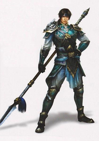 Zhao Yun dragon spear - Dynasty Warriors 8   Dynasty ...