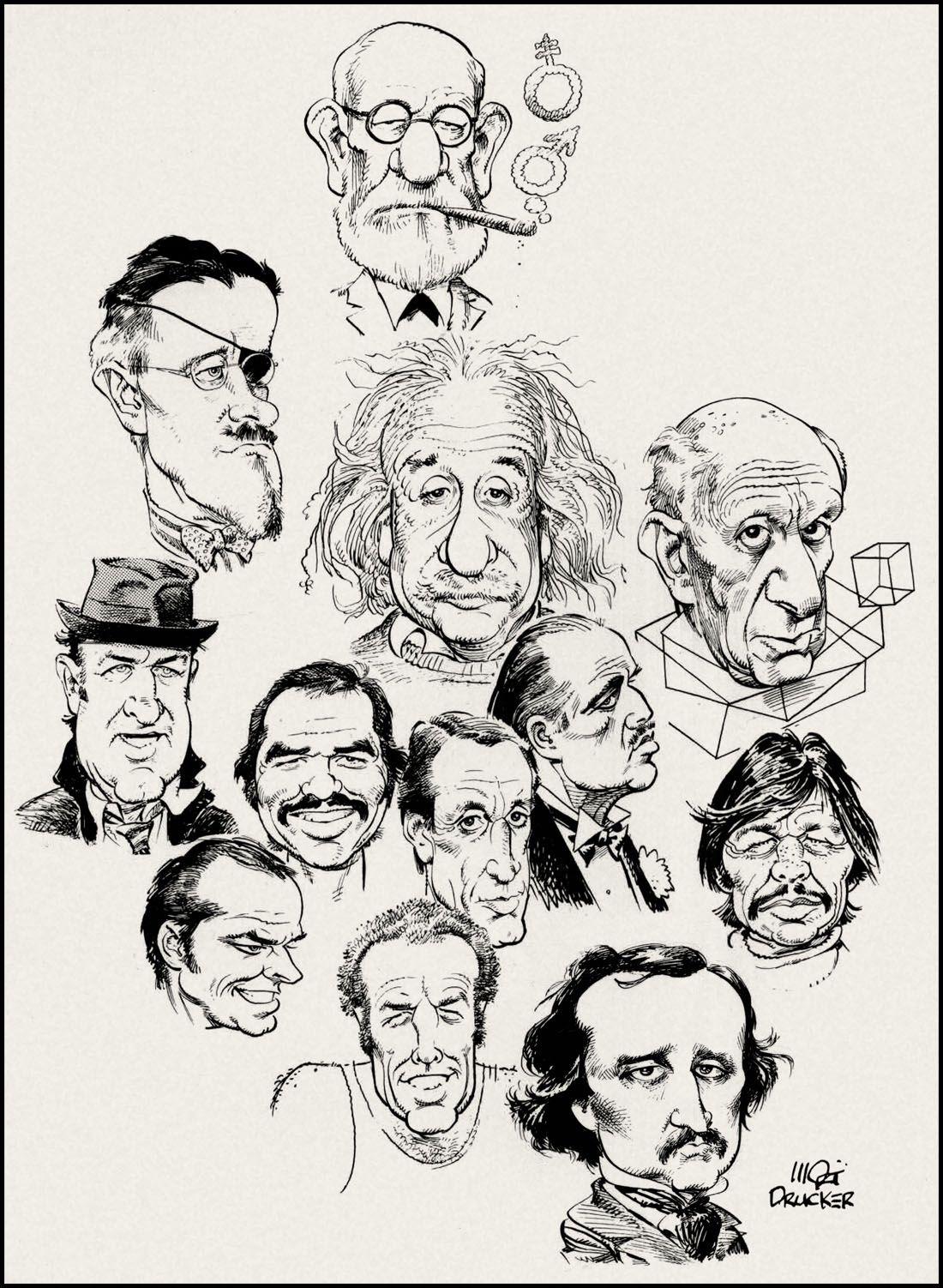 Mort Drucker | Mad Magazine's very best caricaturist