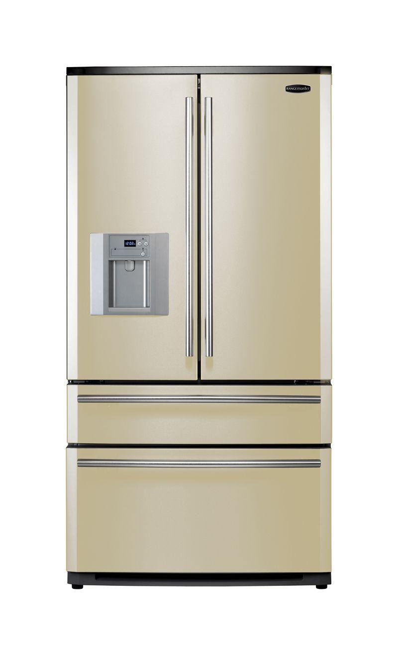 Rangemaster DxD Double Door Fridge Freezer - French Door Style ...