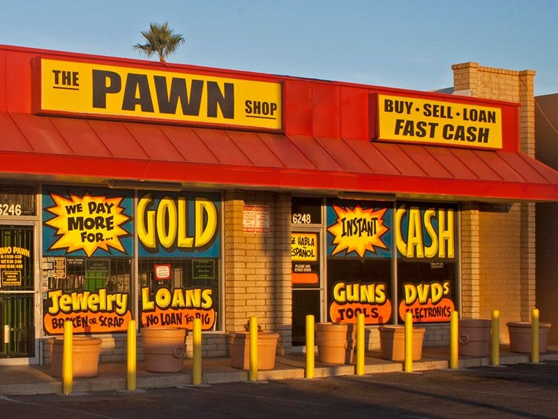 Pawn shops are the best electronic stores discover the reasons at Easy pond shop