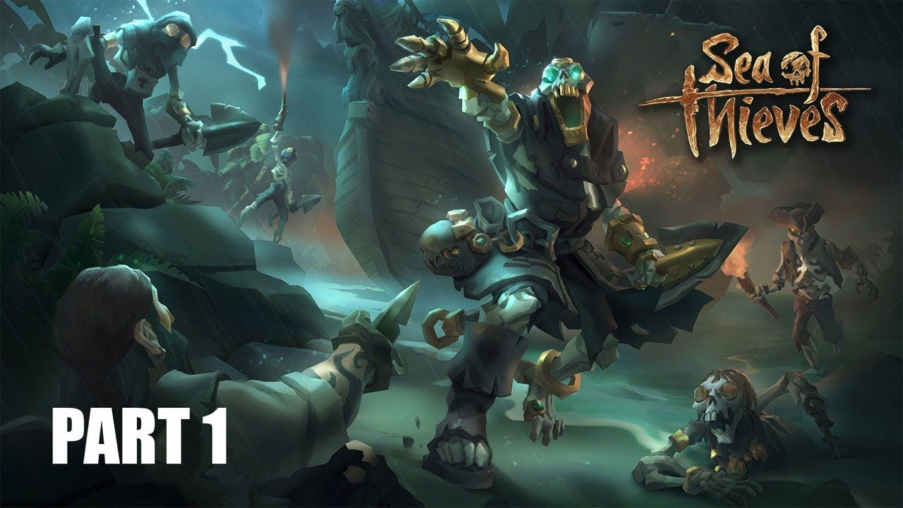 Sea Of Thieves I Walkthrough I Gameplay I The Gold