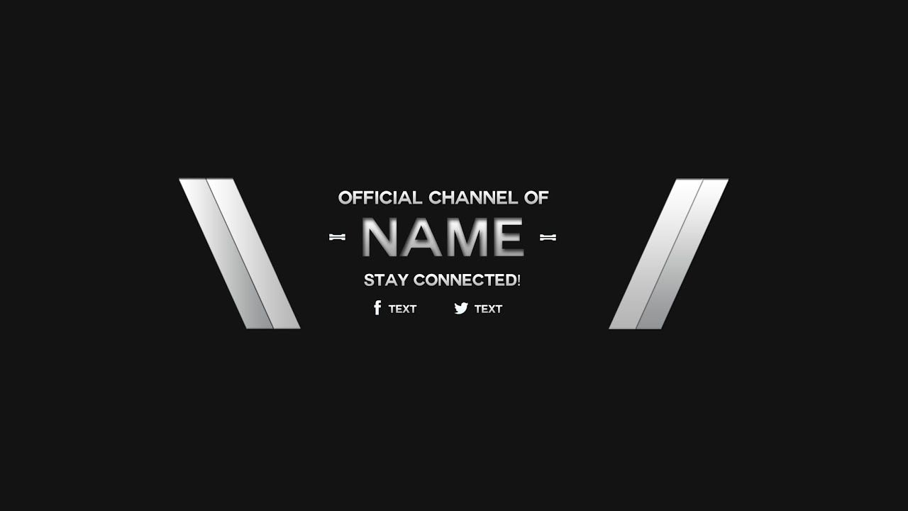Your Starting Point For Your Youtube Channel Art Is The Optimal