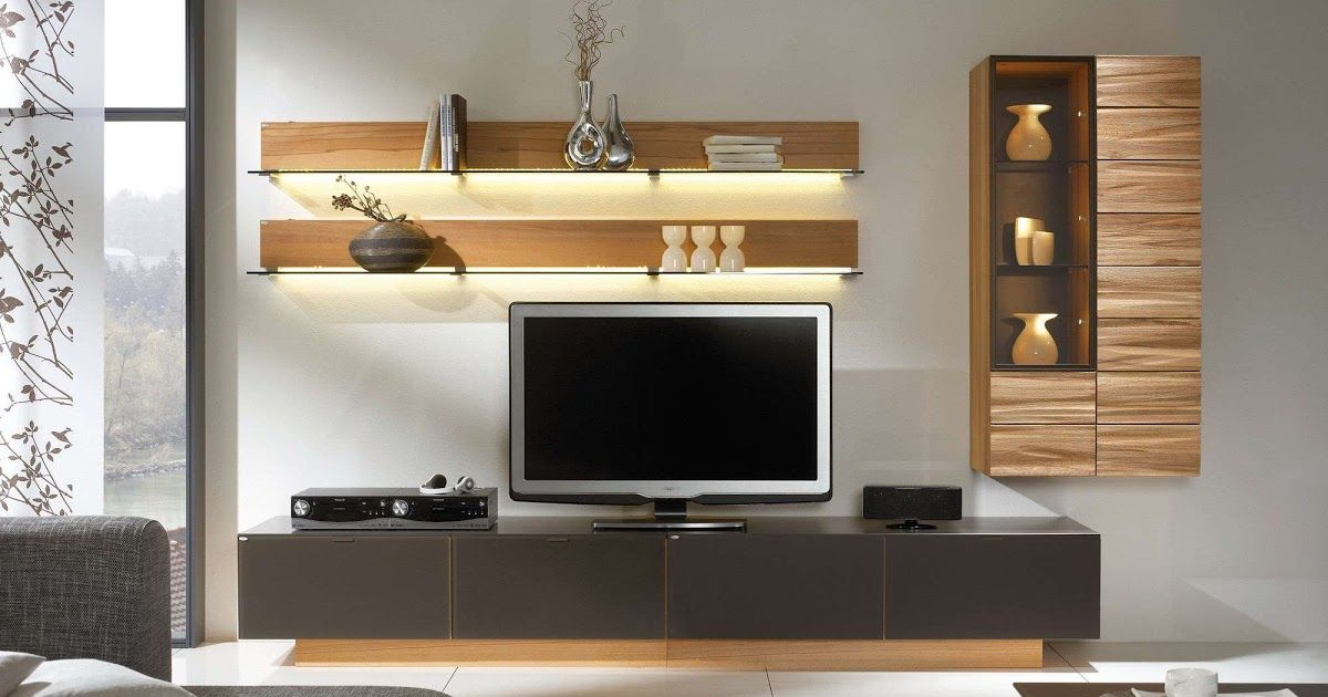 2020 Latest Full Wall Tv Cabinets Wall Mounted Tv Cabinet Anuttara Co 22 Best میز تلویزیون Images In 2019 Cabinet Furniture Cool Contemporary Tv Stand Ide Di 2020
