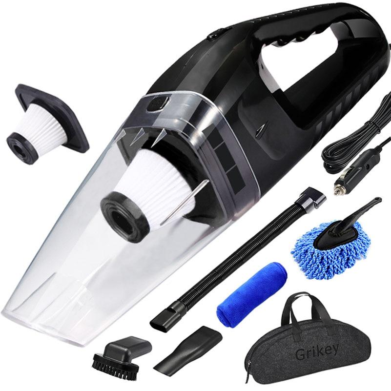 Best 12V Portable Mini Handheld Car Vacuum Wet Dry Vac