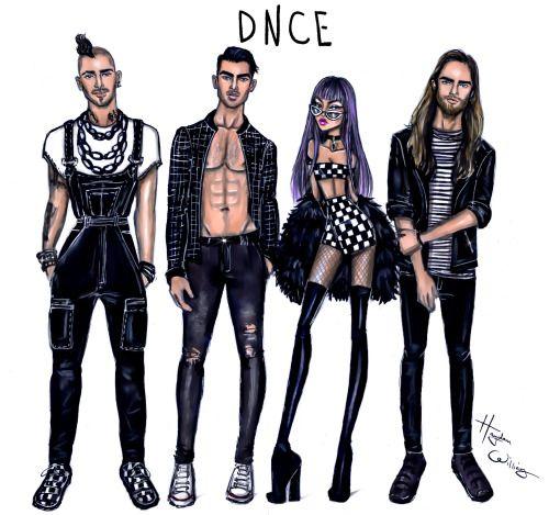 DNCE by Hayden Williams