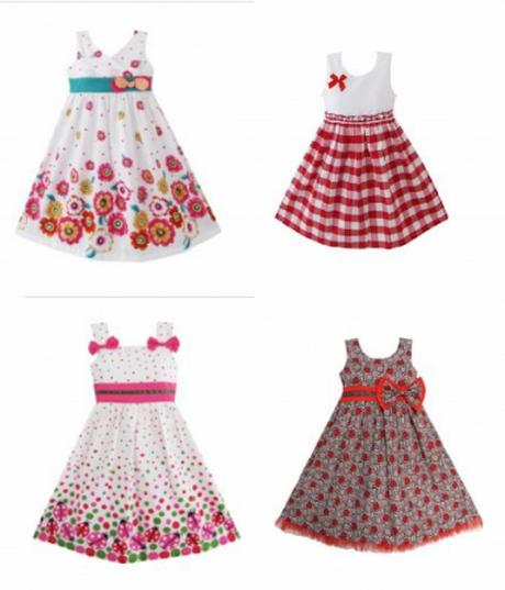 Jolie robe avec legging pour petite fille , Robe fille en soldes Robe  printemps été avec petite manche en coton  une robe fleurie pour petite  fille pour