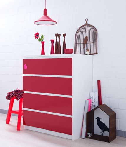Wohnideen fürs Schlafzimmer Das beste, Malm und Farben
