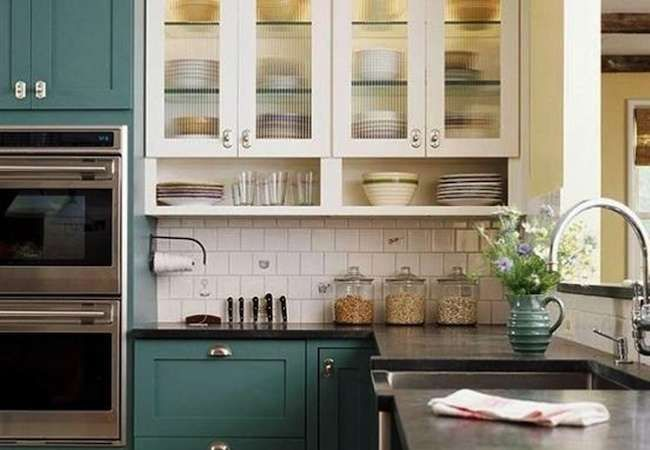 Painted Cabinet painted cabinet kitchen - aralsa