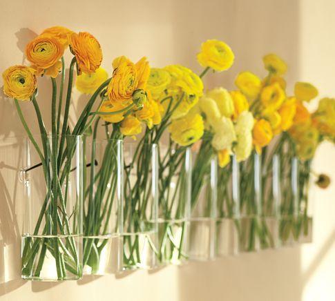 Simple Wall Mount Vase Wall Flower Vases Wall Mounted Vase Flower Vase Design