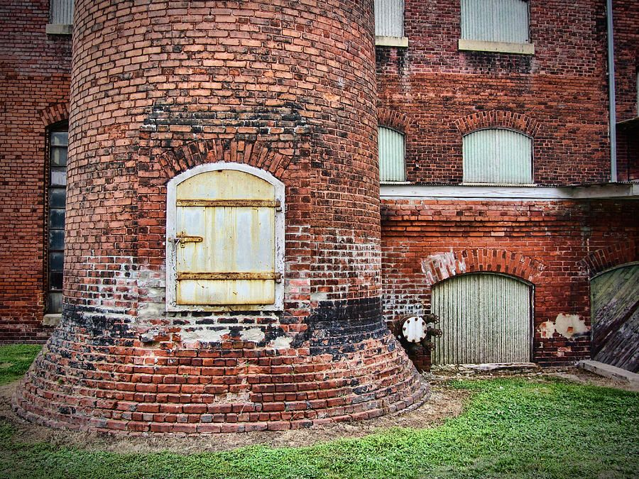 Historical Lowe Mill Architecture Huntsville Alabama Usa By Kathy