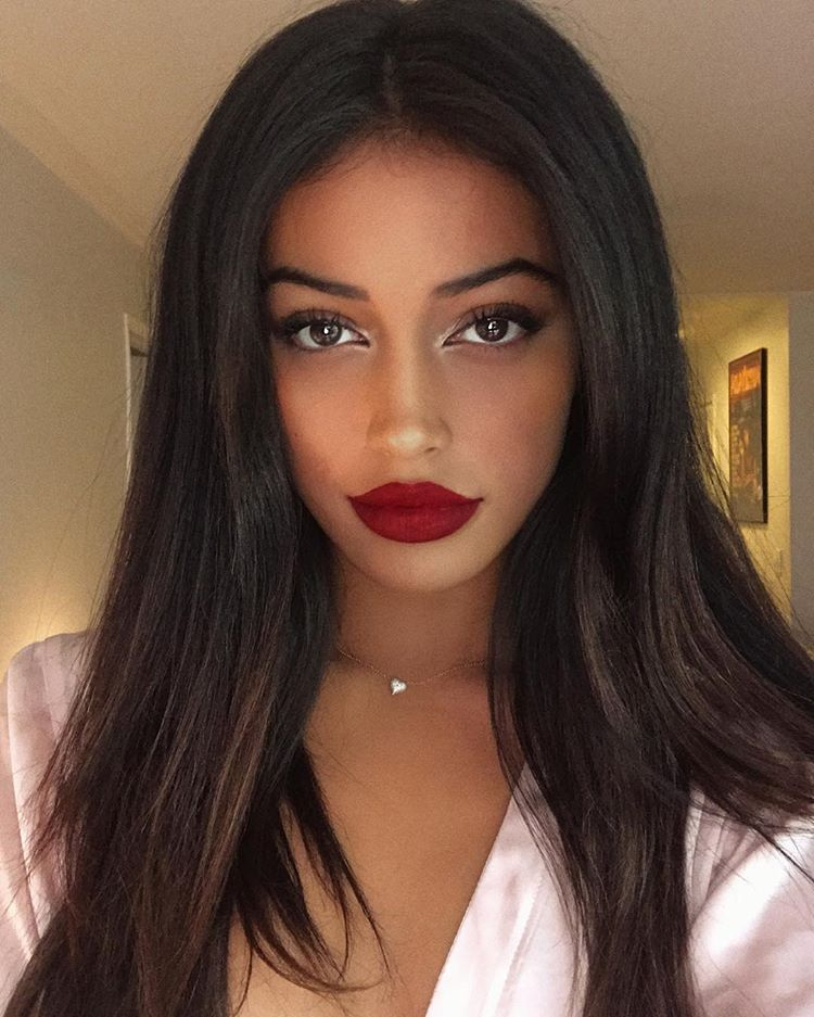 Cindy Kimberly Auf Instagram U Ever Get Mad And Do Your Makeup For No Reason Gina Lorena Beauty Make Up Haarschonheit