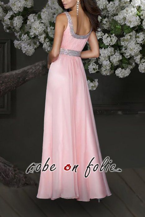 Tres belle robe rose