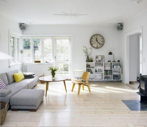Scandinavian Living Room Arch Ideas Scandinavian Home Interiors from ...
