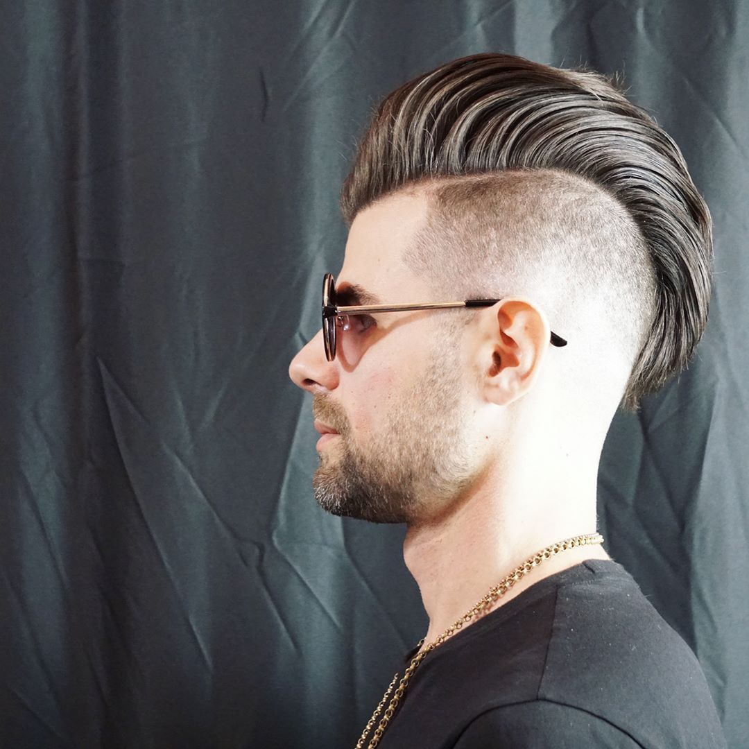 Mens haircuts with beards pin by hot hairstyles on mens hairstyles  pinterest  mohawks