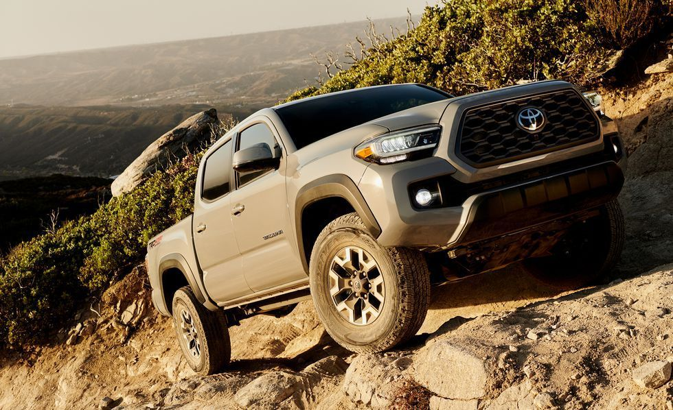 2020 Toyota Tacoma Trd Pro Latest Information About Toyota Cars Release Date Redesign And Rumors Our Coverage Also Includes Specs And Pricing Info