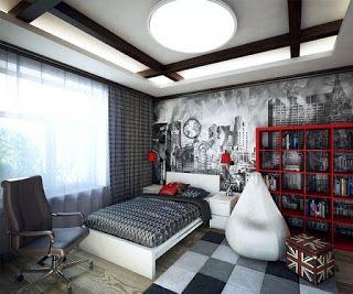 Jugendzimmer wandgestaltung beispiele  Wandgestaltung Jugendzimmer Beispiele | Wand | Pinterest ...