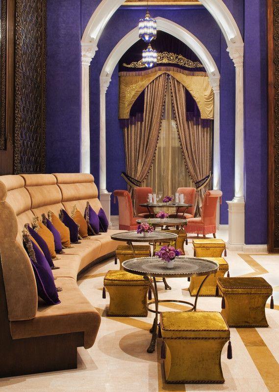 Jumeirah zabeel saray al nafoorah lebanese restaurant