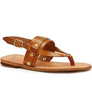a3b993a519c Frye Avery Stud Thong Sandals