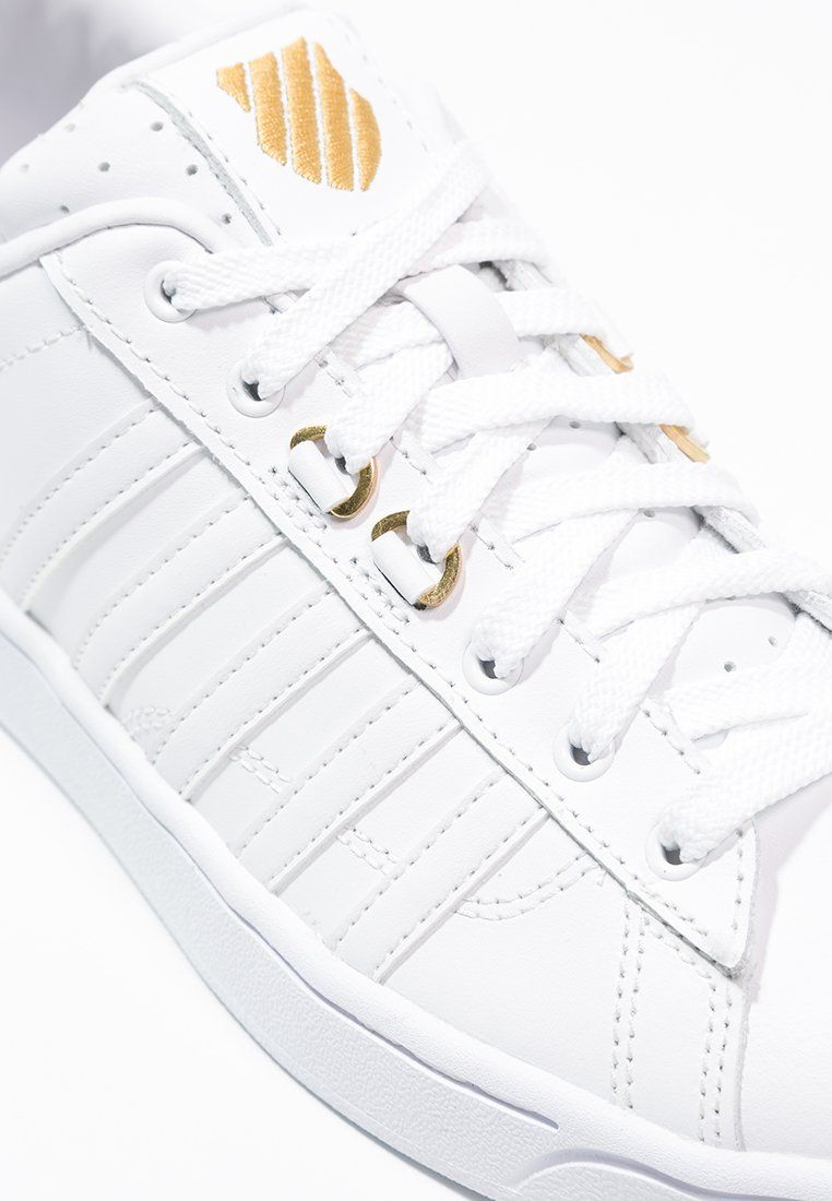 Sneakers K-SWISS HOKE 50TH - Sneakers laag - white/gold wit: €