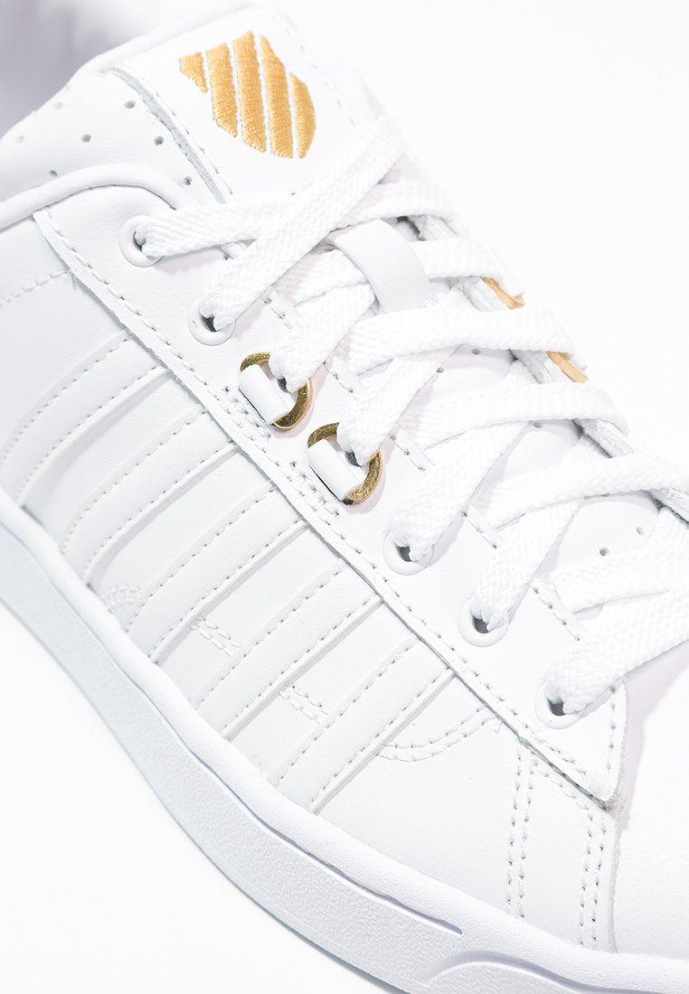 Sneakers K-SWISS HOKE 50TH - Sneakers laag - white/gold wit: €